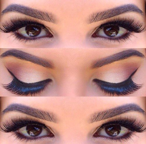 It has been said that the eyes are the windows to the soul, and a perfect accompaniment to a beautiful set of eyes is a perfect set of brows.   PTSalon.com   #BeautySalon #Waxing #Threading #Eyebrows #MakeUp #Facials