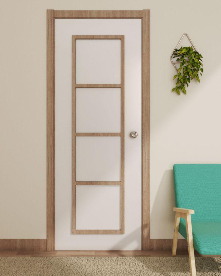 Room Design Com: 15 Creative Bedroom Door Ideas