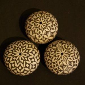 Andrea Fisher Fine pottery, Acoma by irenepo