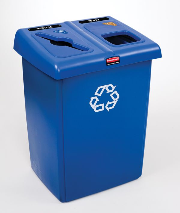 Glutton® Recycling Station 348 litre - Spacepac Industries
