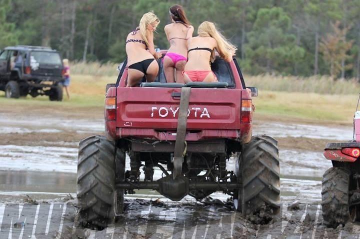 Toyota Mud Trucks