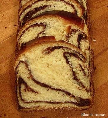 Cozonac (Pan dulce de Rumania)
