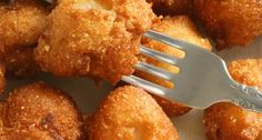Paula Deen Does It Best When It Comes To Homemade Hush Puppies