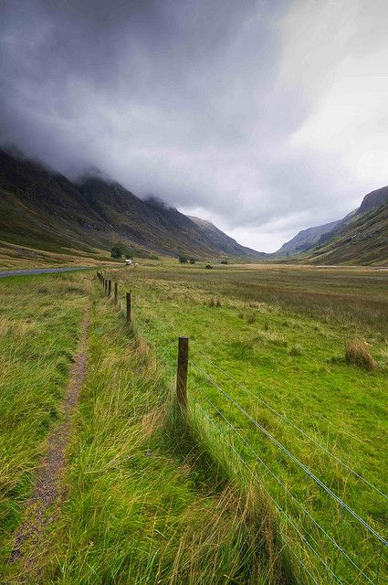 Glencoe, Scottish highlands. Loved visiting Scotland with my family when I was younger. Will be going back.