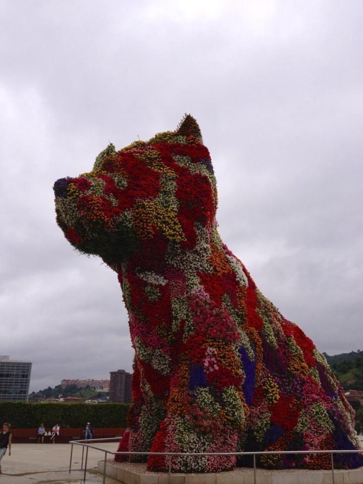 Puppy, Bilbao