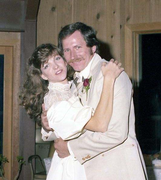Dale And Teresa Earnhardt After Their Wedding On November