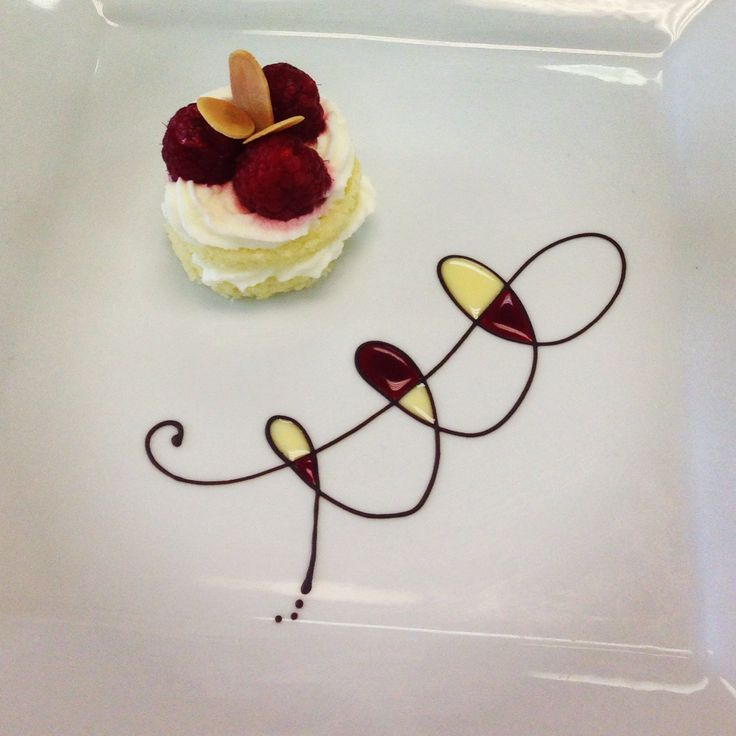Plate Decorating Ideas For Desserts Elitflat