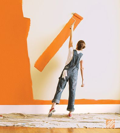 22 Paint Tips And Tricks From The Home Depot That Will Save Time And Get Better