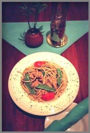 Chicken Vesuvio Pasta- from Pebbles Restaurant in Orlando. My Favorite!!!! very 80s