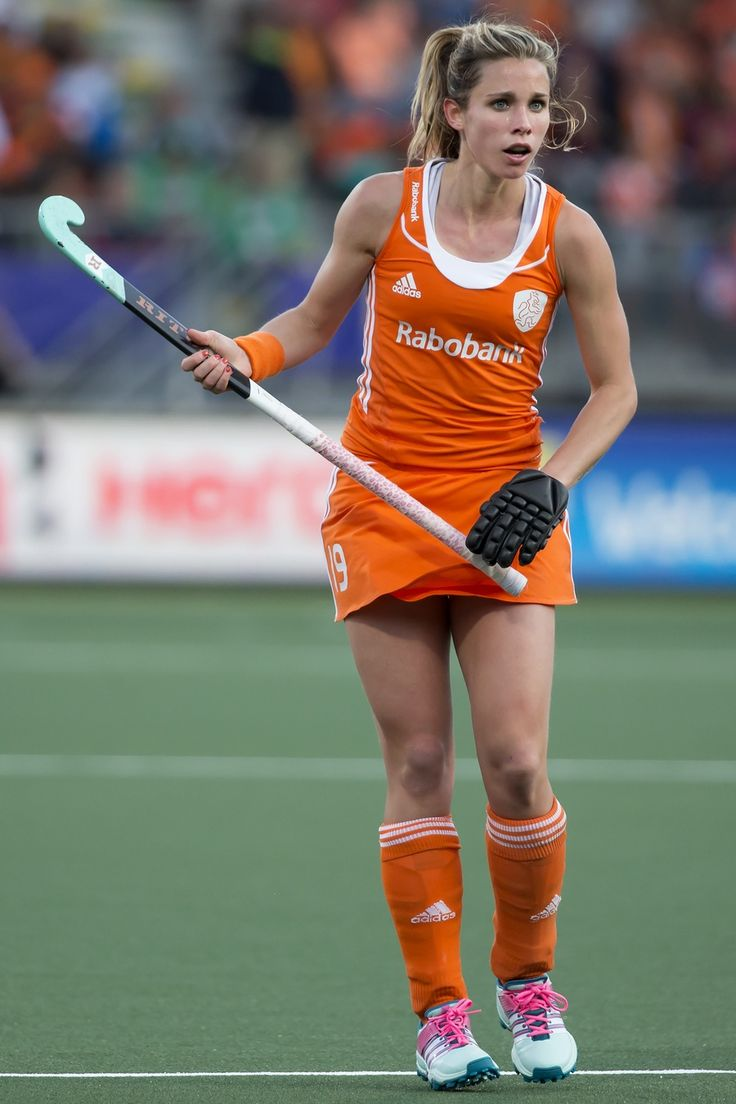 Ellen Hoog (Netherlands) 2014 World Cup