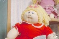 Early Cabbage Patch dolls.