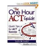 Top 10 Best ACT Prep Book for 2013 including Comprehensive Study Guides