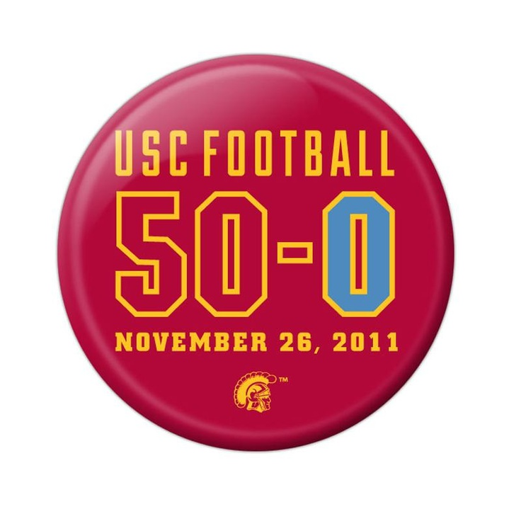I've been to a few Trojan football games..but..this was the BEST!!    USC 50-0 Beat Button
