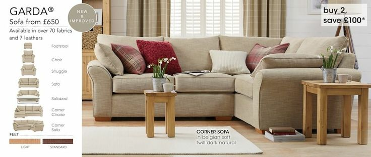 Fabric Sofas & Chairs - Page 2