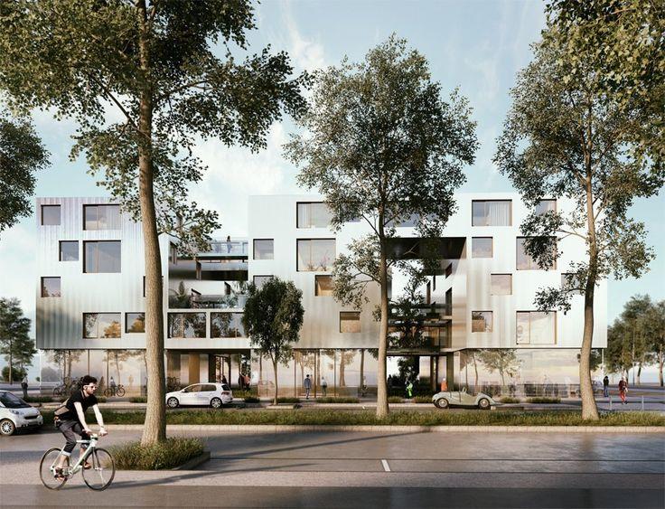 Lovely image for ID Campus Les Mureaux - Tank Architectes