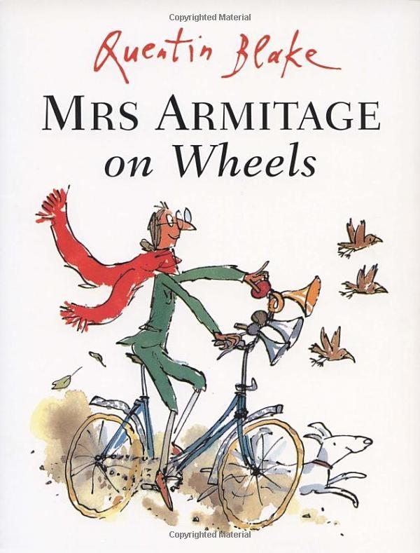 "Mrs Armitage on Wheels: the ultimate ""pimp my bike"" story"