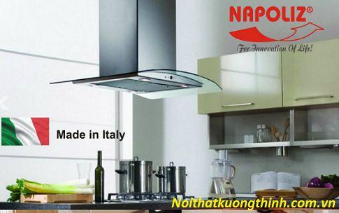 Máy hút mùi Napoliz NA 090HC lựa chọn số 1 của chị em nội trợ