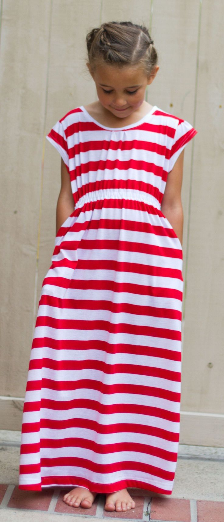 Go To Signature Dress from Go To Patterns | Tween PDF Dress Patterns