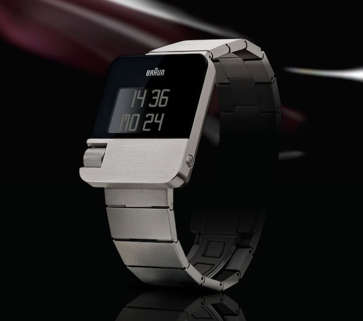 Braun teams up with Zeon to redesign and relaunch the timepiece line made famous by Dieter Rams.