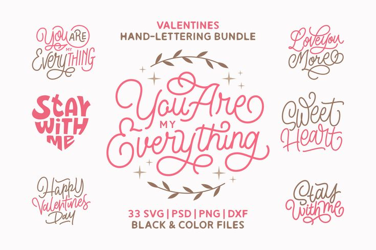 Download Valentines Bundle (Graphic) by Momentos Crafter · Creative ...