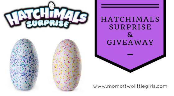 Hatchimals Surprise and Giveaway!