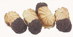 Συνταγή για φανταστικά βουτήματα γεμιστά με μαρμελάδα βουτηγμένα σε γλάσο σοκολάτας!