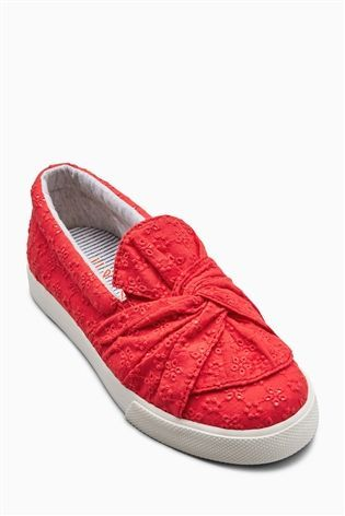 Buy Red Knot Skate Shoes (Older Girls) from the Next UK online shop