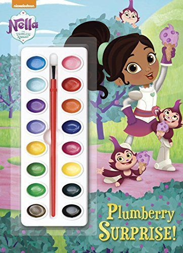 Plumberry Surprise! (Nella the Princess Knight) (Deluxe P