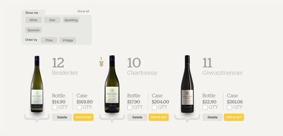 20 Clean and Minimal Ecommerce Designs | The Best Daily Online Resources for Web and Graphic Designers