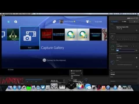 Elgato Game Capture HD 60 & HD Software 2.0 (Mac) Overview - 1080p HD - YouTube