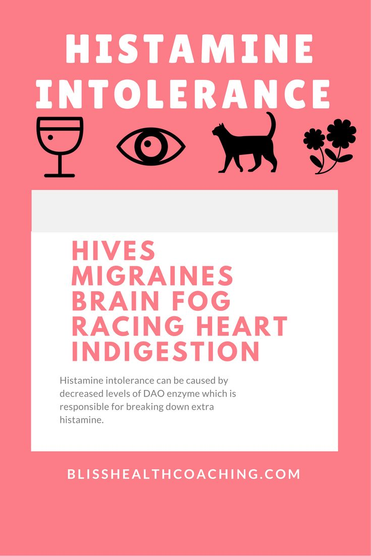 When histamine builds in the body it can cause migraines, nasal congestion, hives, indigestion and brain fog. Find out how to naturally reduce histamine reactions in the body.