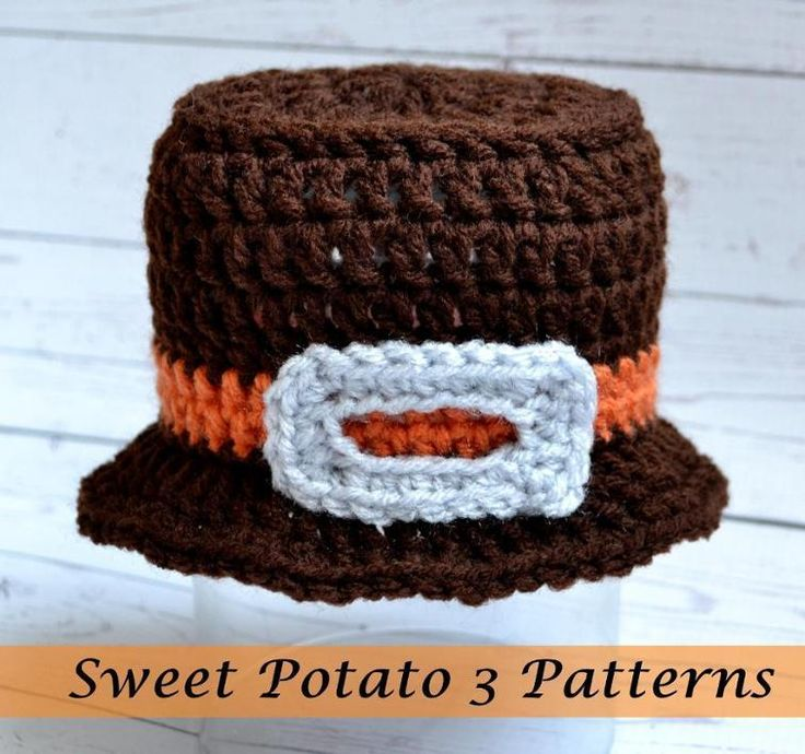 Get in the Turkey Day spirit with these fun and functional crochet projects.
