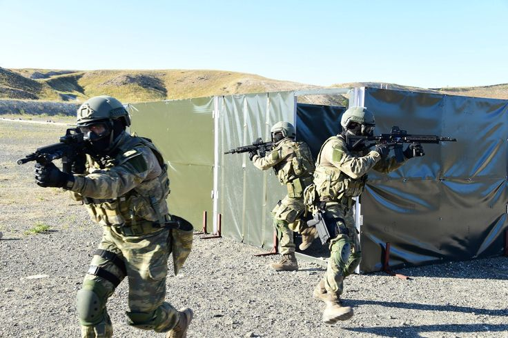 Turkish Special Forces - #Special #Forces #Command aka #ÖKK during trainings