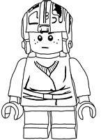 kolorowanka Lego Star Wars numer  15
