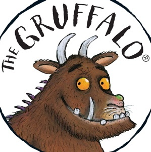 the official website of The Gruffalo
