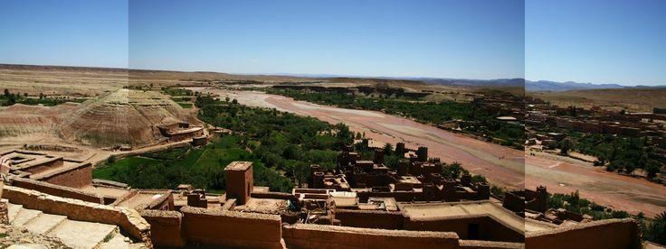 Morocco_Ksar Ait Ben Haddou
