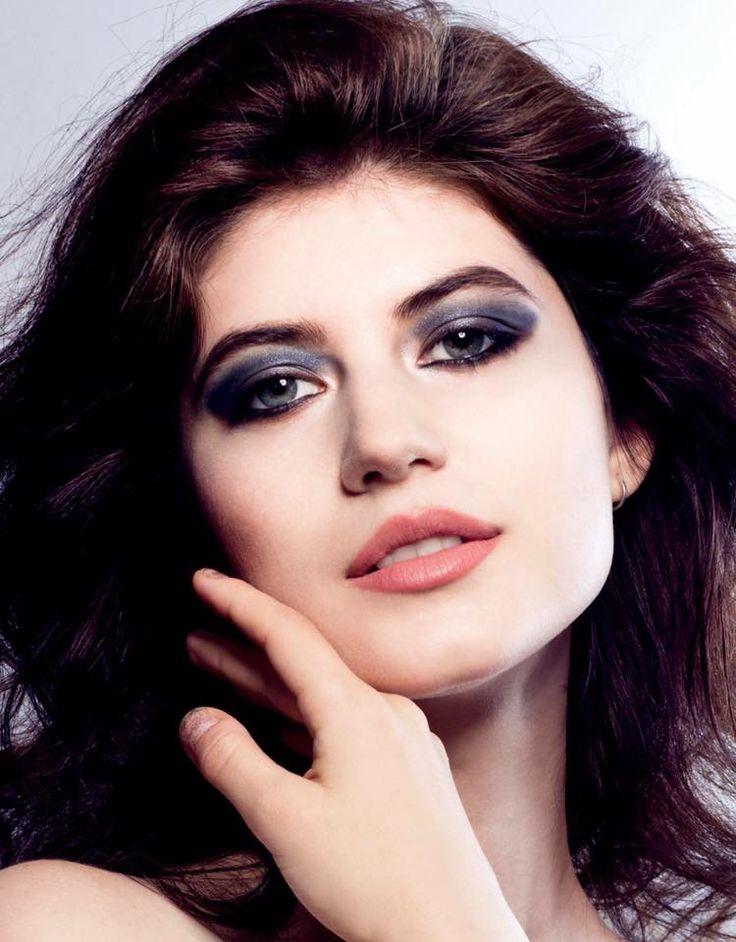 Hair and Makeup: Ana Lulikova Foto: Doinel Ungureanu