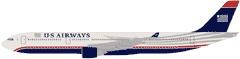 Mainline: Airbus A330-300  Capacity: 293 seats (30 Envoy/263 Economy)   Lavatories: 9