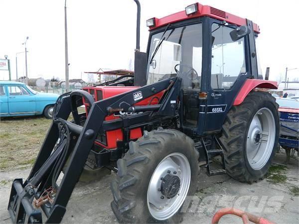 International Xl Tractor Used International 685 Xl Tractors Year 1988 Price Tractors International Farm Tractor