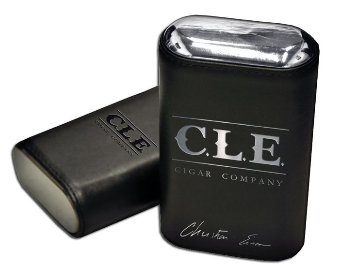 Shop Now CLE Signature Series Leather Cigar Case | Cuenca Cigars  Sales Price:  $25.99