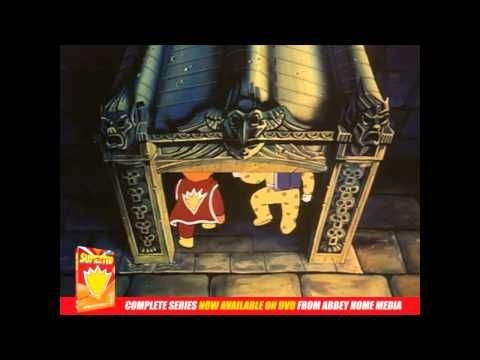 SuperTed at Creepy Castle (full episode) - YouTube
