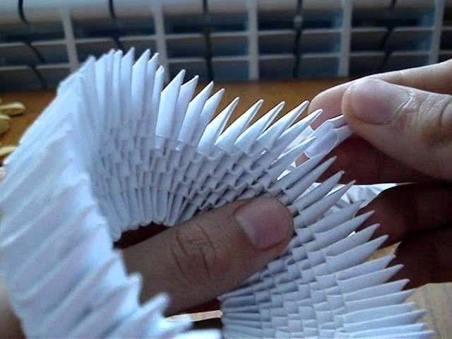 les 25 meilleures id233es de la cat233gorie cygne en origami
