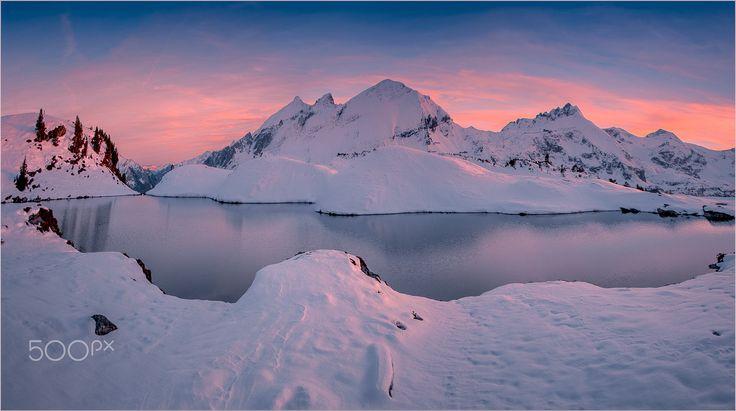 Bearbeitet Obertauern Winter 2014