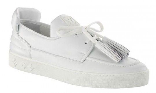 LV x Kanye West Hudson Boat Shoe