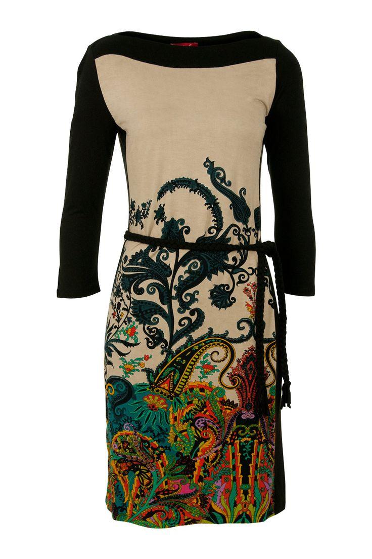 Rene Derhy Chinese Garden Dress - Womens Dresses - Birdsnest Online Fashion Store