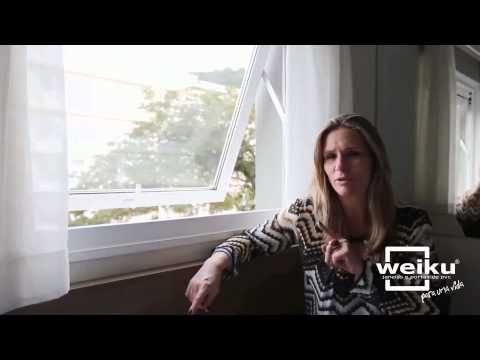 Demonstração - Janela acústica Hotel Gloria - Weiku do Brasil - YouTube