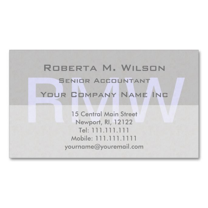 1996 best images about Accountant Business Cards on