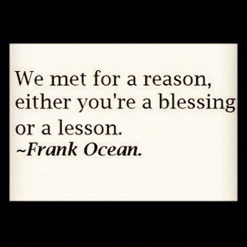 Frank Ocean quote. | Quotes at Repinned.net