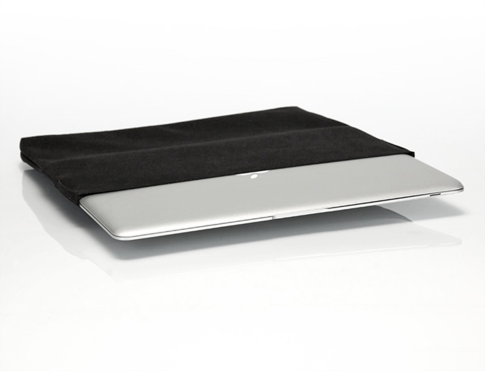MacBook Air Ultrasuede Sleeve: As thin as it gets. $29 #MacBook_Air_Sleeve