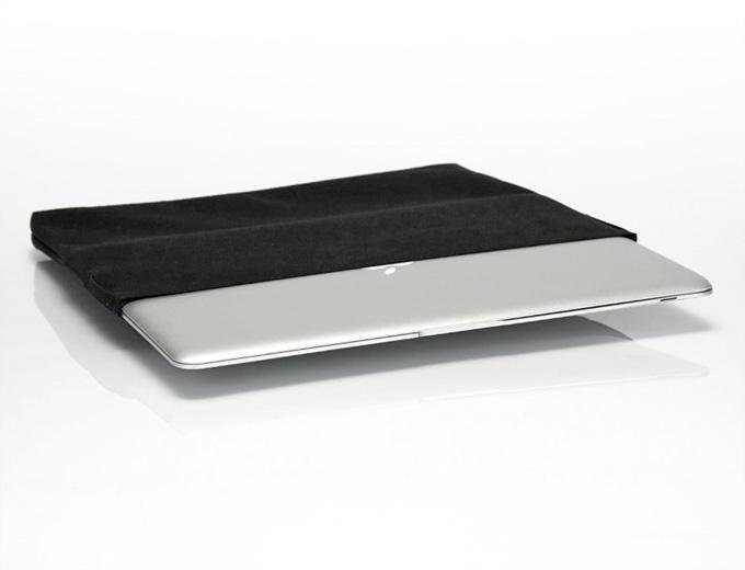 MacBook Air Ultrasuede Sleeve: As thin as it gets. $29 #MacBook_Air_Sleeve